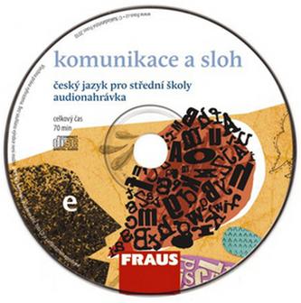 Český jazyk pro SŠ - Komunikace CD /1ks/