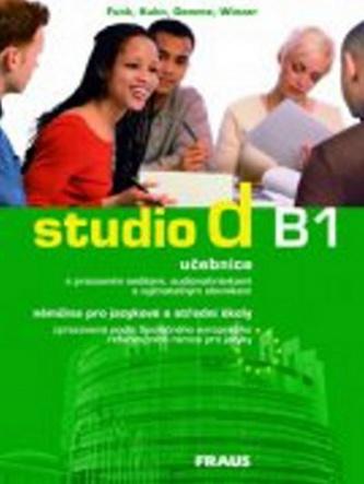 studio d B1 - učebnice + CD
