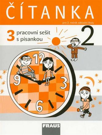 Čítanka 2/3 pro ZŠ - pracovní sešit