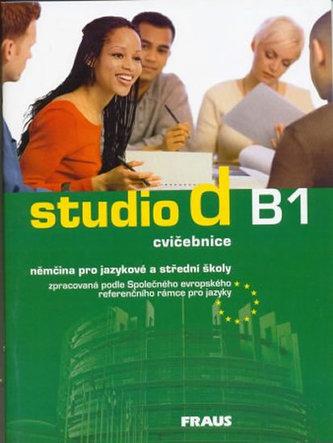 studio d B1 - cvičebnice