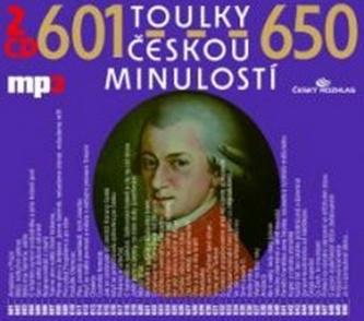 Toulky českou minulostí 601-650 - 2CD/mp3