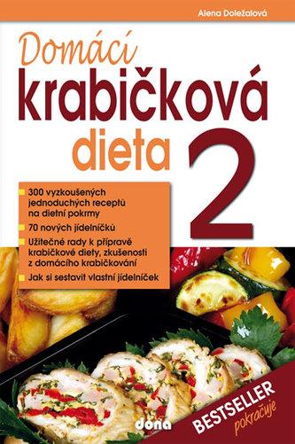 Domácí krabičková dieta 2 - Doležalová Alena