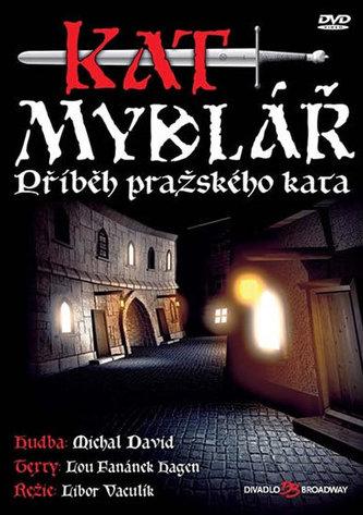 Kat Mydlář - Muzikál - DVD - neuveden