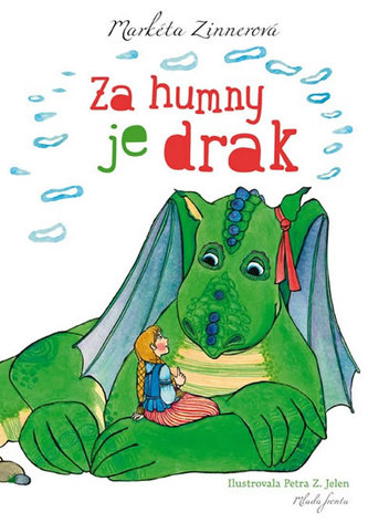 Za humny je drak - Markéta Zinnerová