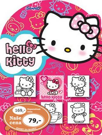 Razítka 5+1 Hello Kitty 2 - neuveden