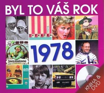 Byl to váš rok 1978 - DVD+kniha - neuveden