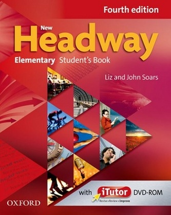 New headway Elementary Fourth Edition Students book + iTutor DVD-rom - John a Liz Soars