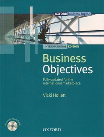 Business objectives international edition Students Book Pack - V. Hollett