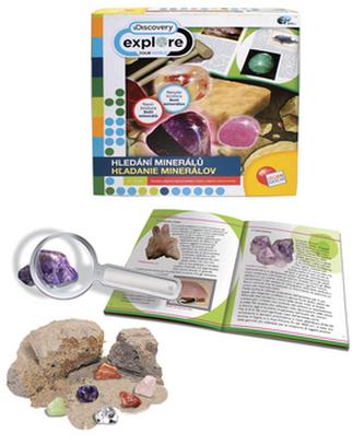 Hledání minerálů
