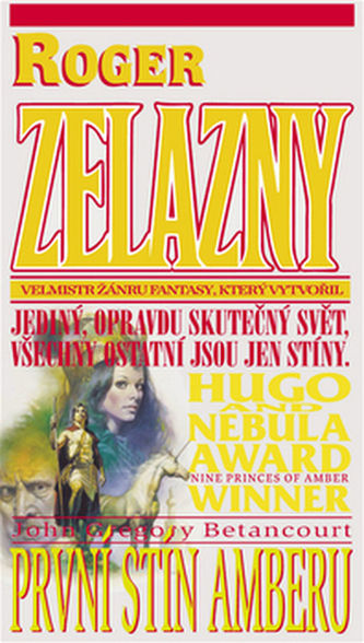 První stín Amberu - Roger Zelazny; John Gregory Betancourt
