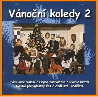 Vánoční koledy 2 - CD - neuveden