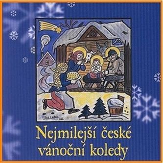 Nejlepší české vánoční koledy - CD - neuveden