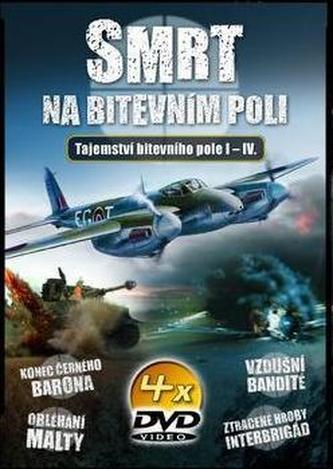 Smrt na bitevním poli 4 DVD