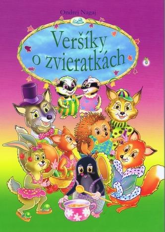 Veršíky o zvieratkách - Ondrej Nagaj; Ján Vrabec