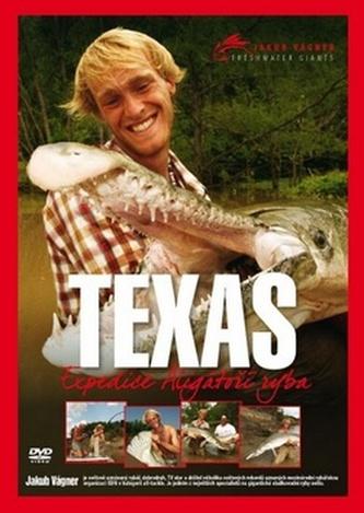 S Jakubem na rybách Texas