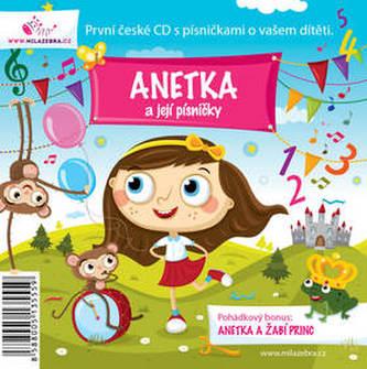 Anetka a její písničky