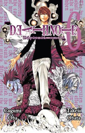 Death Note - Zápisník smrti 6 - Obata Takeši, Ohba Cugumi,