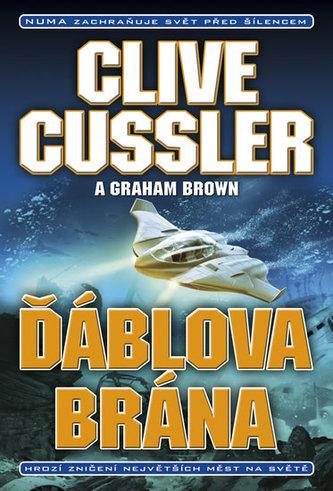 Ďáblova brána - Brown Graham, Cussler Clive,