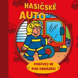 Hasičské auto – podívej se pod obrázek! - neuveden