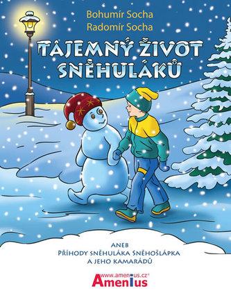 Tajemný život sněhuláků aneb Příhody sněhuláka Sněhošlápka a jeho kamarádů - Socha Radomír, Socha Bohumír,