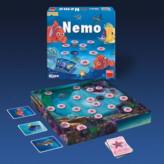 Hledá se Nemo - hra - Disney - Pixar