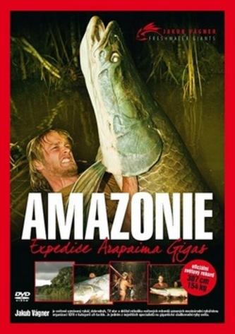 S Jakubem na rybách Amazonie