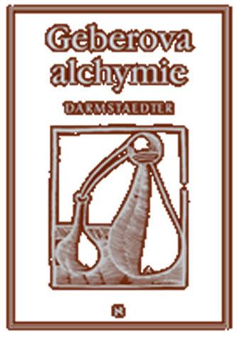 Geberova alchymie - Erns Darmstaedter