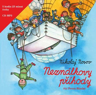 Neználkovy příhody - CD - Nikolaj Nosov