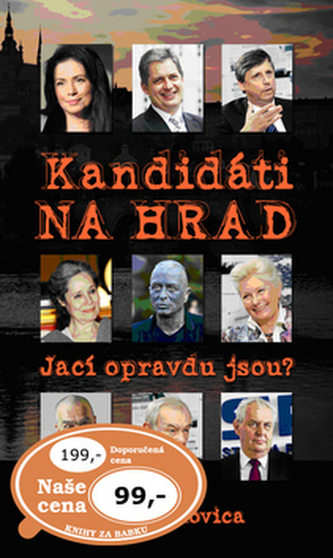 Kandidáti na Hrad - Vera Renovica