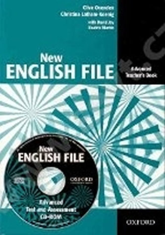 New English File Advanced Teacher's Book - Clive Oxenden
