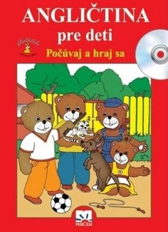 Angličtina pre deti - Věra Štiková