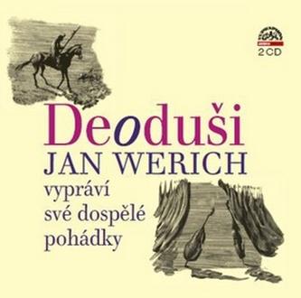 Deoduši 2 CD - Jan Werich