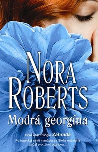 Modrá georgína - Nora Roberts