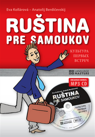 Ruština pre samoukov + CD - Eva Kollárová; Anatolij Berdičevskij
