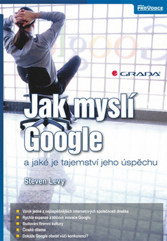Jak myslí Google - Steven Levy