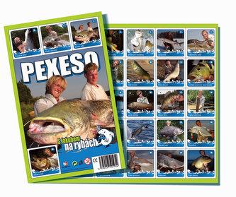 Pexeso 32 - S Jakubem na rybách - neuveden
