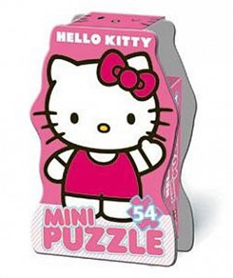 Puzzle Mini 54 - Hello Kitty I. - neuveden