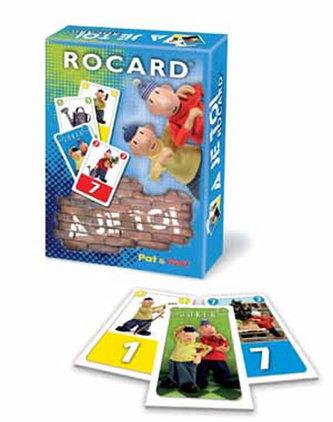 Karetní hra - ROCARD - Pat a Mat - neuveden