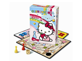 Cestovní hra - Hello Kitty - neuveden