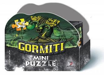 Puzzle Mini 54 - Gormiti II. - neuveden