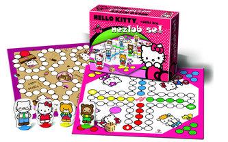 Hello Kitty, nezlob se! + 1 hra - neuveden