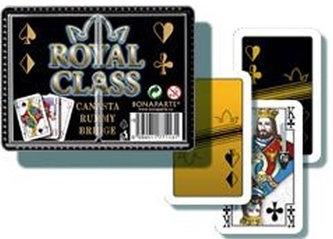 Canasta - Royal class plastová krabička - neuveden