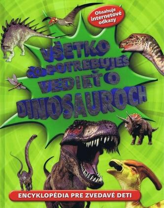 Všetko čo potrebuješ vedieť o dinosauroch