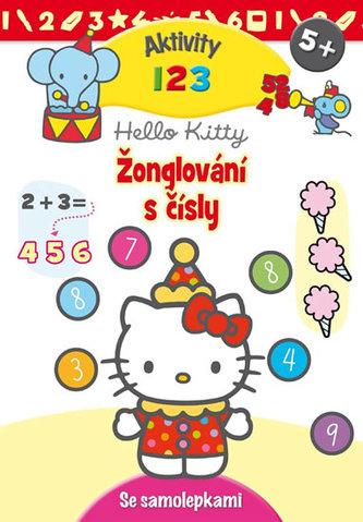 Hello Kitty - Žonglování s čísly - Sanrio