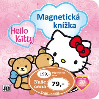 Hello Kitty - Magnetická knížka - neuveden