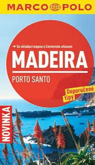 Madeira - Průvodce se skládací mapou - neuveden