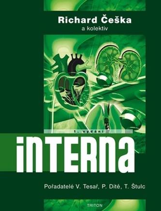 Interna - 3 svazky - Češka Richard