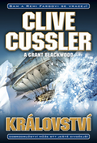 Království - Cussler Clive, Blackwood Grand