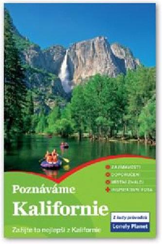 Poznáváme Kalifornie - Lonely Planet - neuveden
