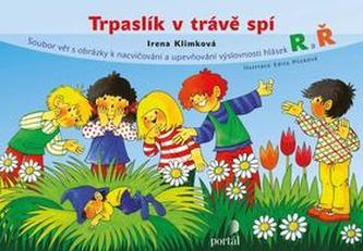 Trpaslík v trávě spí - Irena Klimková